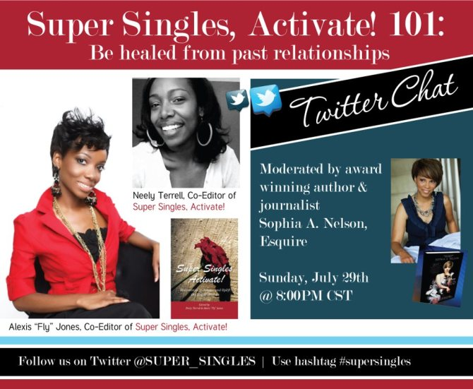 Join Author Sophia Redefined for a Special Chat Sunday, July 29th 9PMET