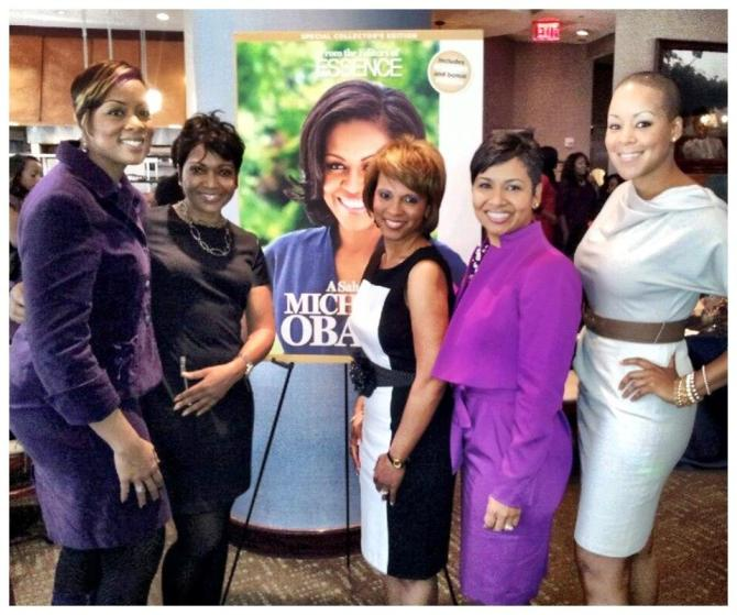 Essence Salute to Michelle Obama