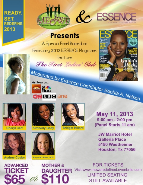 Essence First Lady Panel