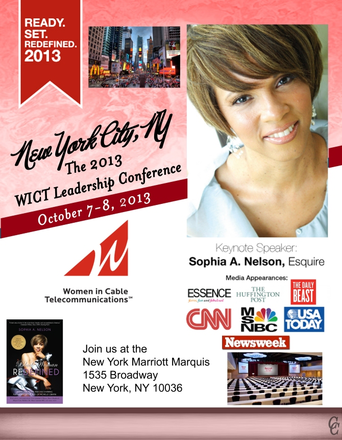 The 2013 WICT Leadership Conference NY