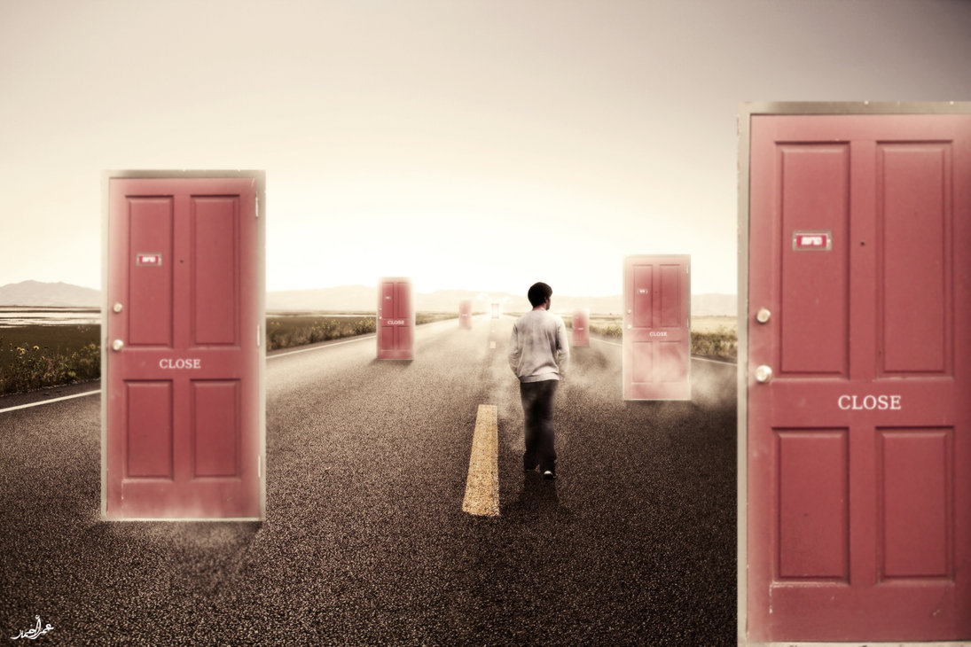 (NEW) Be Careful of Closed Doors It Matters How We End Things & NEW) Be Careful of Closed Doors: It Matters How We End Things ...