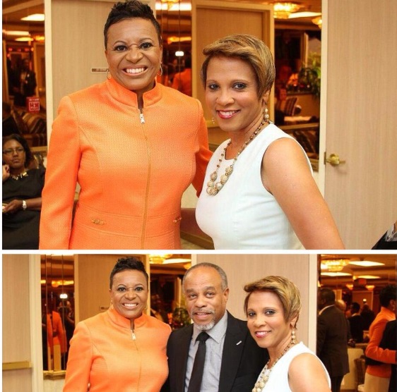 An Evening with Bishop T D  Jakes & Author/Journalist Sophia