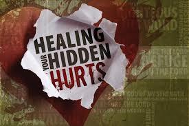 healing your hidden hurts