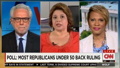 Sophia on CNN